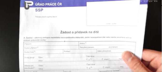 VIDEO___Cách điền đơn xin trợ cấp thêm tiền cho con (500-700/tháng).