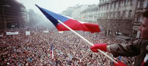 Ngày lễ 17/11, Cách mạng Nhung và niềm tự hào của người Séc.