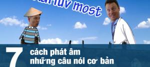 VIDEO___Giao tiếp bằng tiếng Séc (tập 7): Những từ khó phát âm. Âm điệu trong tiếng Séc.