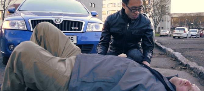 VIDEO___Cách gọi cấp cứu, sơ cứu tại CH Séc