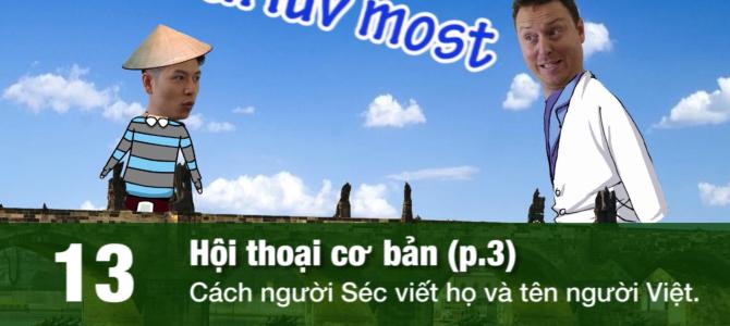 VIDEO___Giao tiếp bằng tiếng Séc (tập 13)