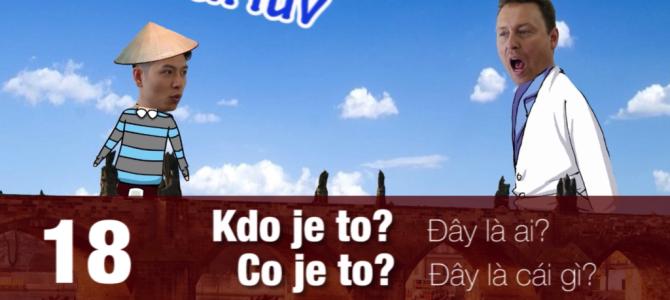 VIDEO___Giao tiếp bằng tiếng Séc (tập 18)