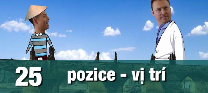Giao tiếp bằng tiếng Séc (tập 25)