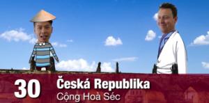 Giao tiếp bằng tiếng Séc (tập 30)