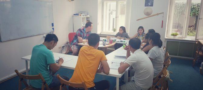 Mở các lớp học tiếng Séc mới từ O9.2O16 tại trung tâm Sangu-Praha.