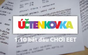 ÚČTENKOVKA: khi người dân Séc chơi hoá đơn EET, thì người kinh doanh phải khóc?