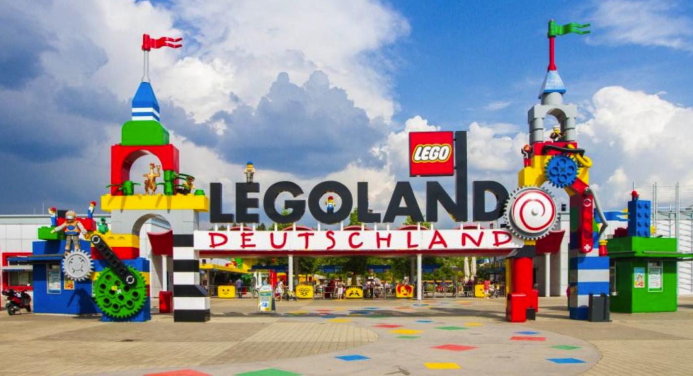 Legoland, khu vui chơi Đức!