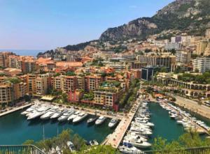 Nam Pháp – Monaco – Cannes – Marseilles